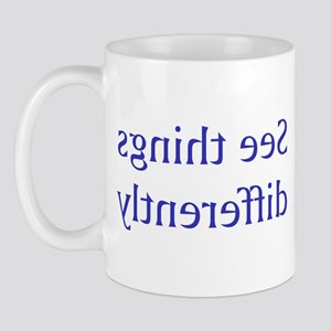 See Things Differently Mug
