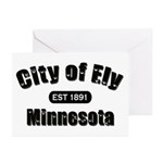Ely Established 1891 Greeting Cards (Pk of 10)