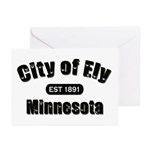 Ely Established 1891 Greeting Cards (Pk of 20)