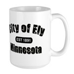 Ely Established 1891 Large Mug
