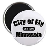 Ely Established 1891 Magnet