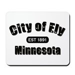 Ely Established 1891 Mousepad
