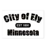 Ely Established 1891 Postcards (Package of 8)