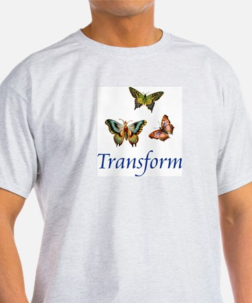Butterflies Transform T-Shirt