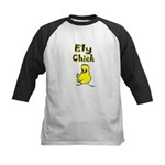 Ely Chick Kids Baseball Jersey