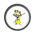 Ely Chick Wall Clock