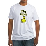 Ely Chick Fitted T-Shirt