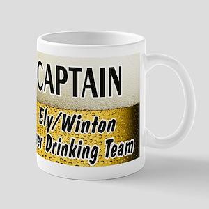 Ely Beer Drinking Team Mug