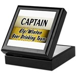 Ely Beer Drinking Team Keepsake Box