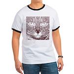 Vigilant Cat Ringer T