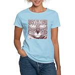 Vigilant Cat Women's Light T-Shirt