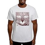 Vigilant Cat Light T-Shirt