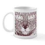 Vigilant Cat Mug
