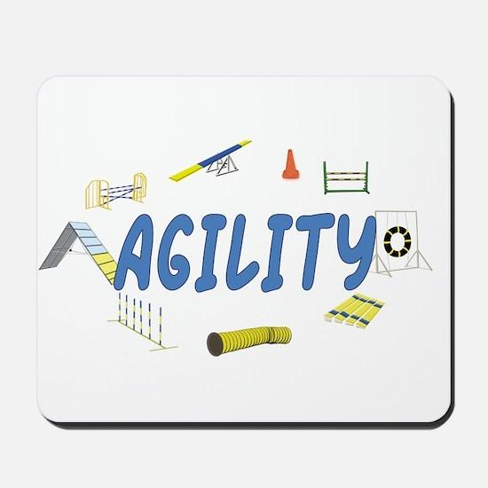 Agility Mousepad