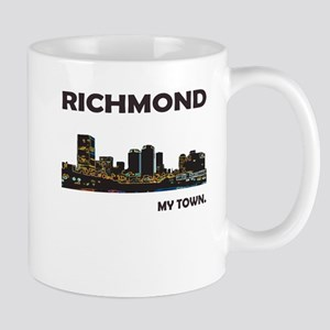 2-RICHMOND-MYTOWN Mugs