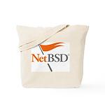 NetBSD Devotionalia + TNF Support Tote Bag