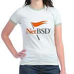 NetBSD Devotionalia + TNF Support Jr. Ringer T-Shi