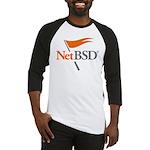 NetBSD Devotionalia + TNF Support Baseball Jersey