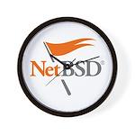 NetBSD Devotionalia + TNF Support Wall Clock