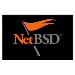 NetBSD Devotionalia + TNF Support Posters