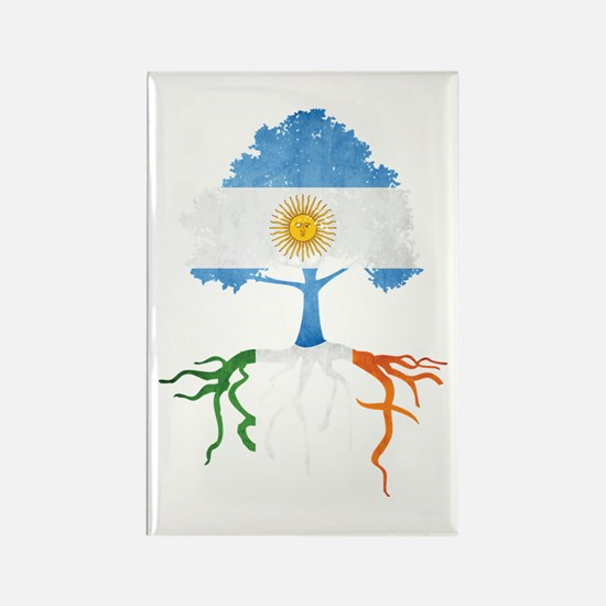 Argentina Irish Roots Magnets