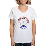 Salisbury Cycling Club Women's V-Neck T-Shirt