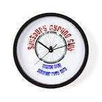 Salisbury Cycling Club Wall Clock