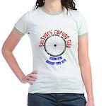 Salisbury Cycling Club Jr. Ringer T-Shirt