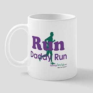 TNT Run Daddy Run Mug