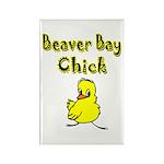 Beaver Bay Chick Rectangle Magnet (100 pack)