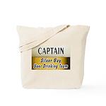 Silver Bay Beer Drinking Team Tote Bag