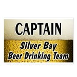 Silver Bay Beer Drinking Team Postcards (Package o