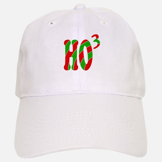 Ho Ho Ho Baseball Baseball Cap