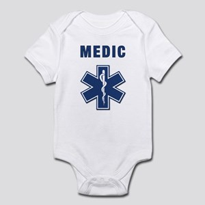 Medic and Paramedic Infant Bodysuit