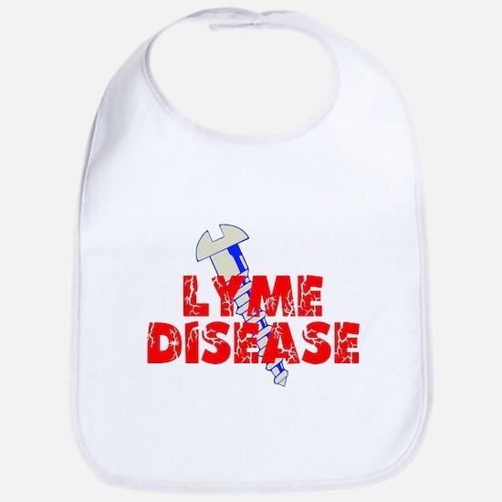 Screw Lyme Disease Bib