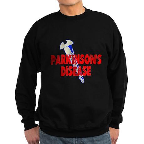 Screw Parkinson's Disease Sweatshirt (dark)