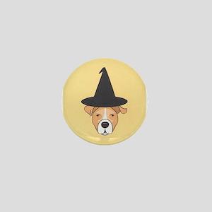 Halloween Pit Mini Button
