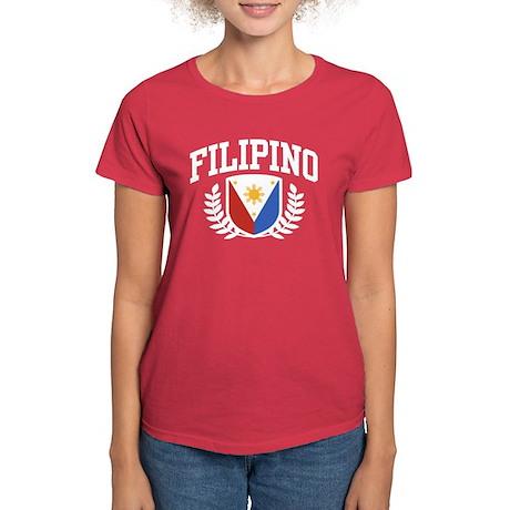 Filipino Women's Dark T-Shirt