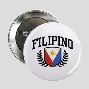"""Filipino 2.25"""" Button"""