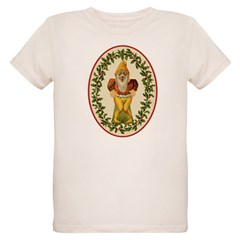 Christmas Elf Paper Doll 1 T-Shirt