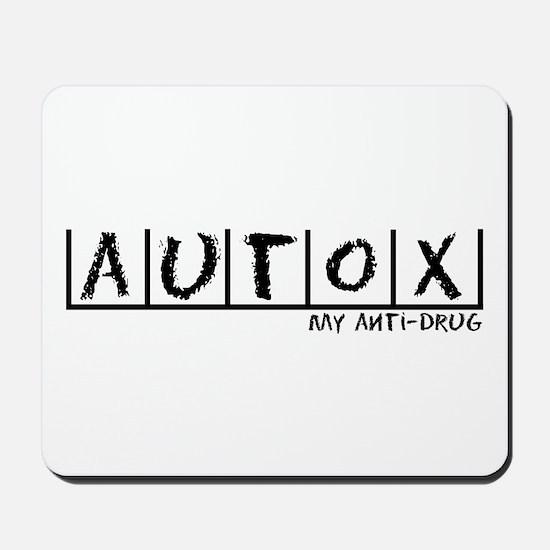 AutoX Anti-Drug Mousepad