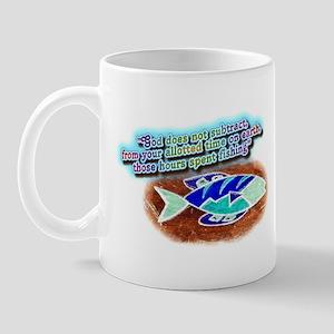 """""""God.... Fishing"""" Mug"""