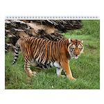 Tiger Nini Wall Calendar