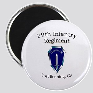 29th Infantry Regiment Magnet