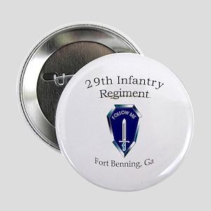 "29th Infantry Regiment 2.25"" Button"