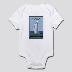 Dubai Infant Bodysuit