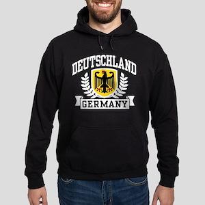 Deutschland Hoodie (dark)