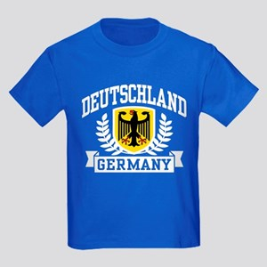 Deutschland Kids Dark T-Shirt
