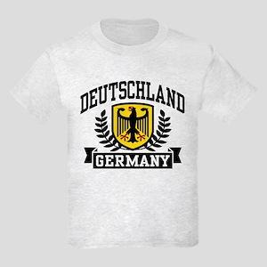 Deutschland Kids Light T-Shirt