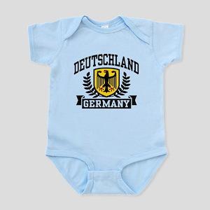 Deutschland Infant Bodysuit